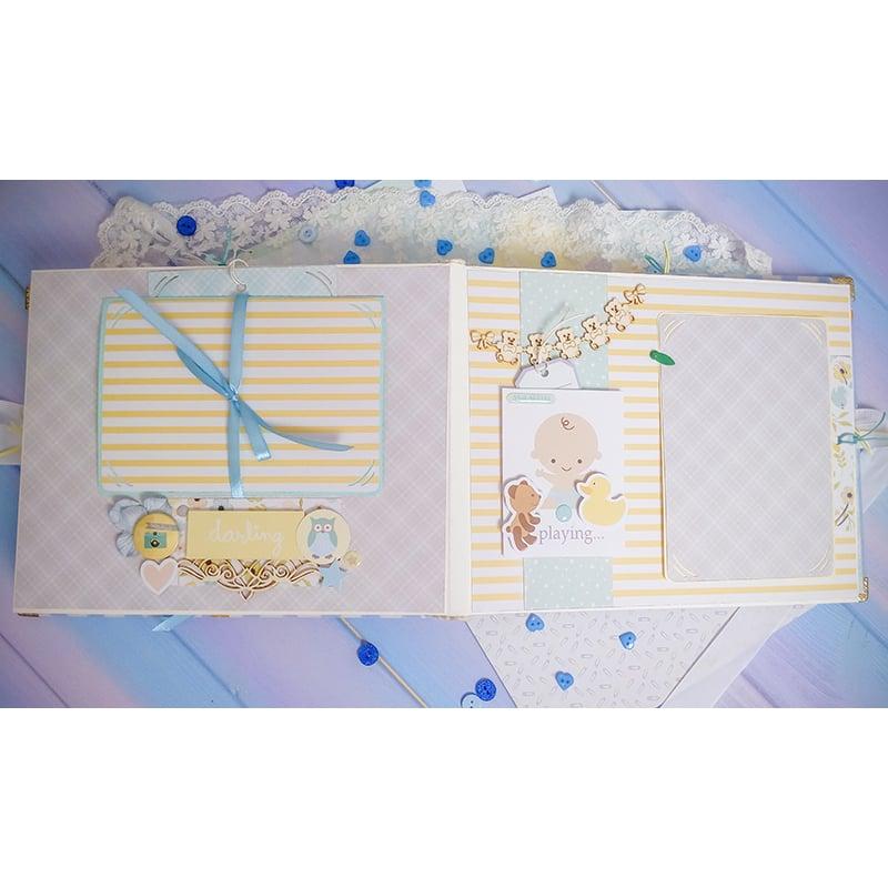 Фотоальбом для новорожденных Мое Сердечко