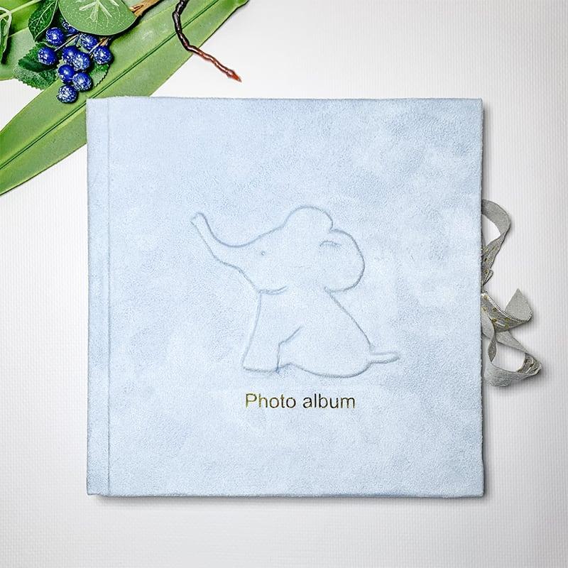 Скрапбукінг альбом для новонароджених Petit Еléphant