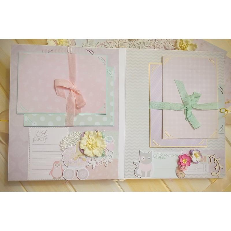 Фотоальбом для дівчинки Принцеса Шеббі