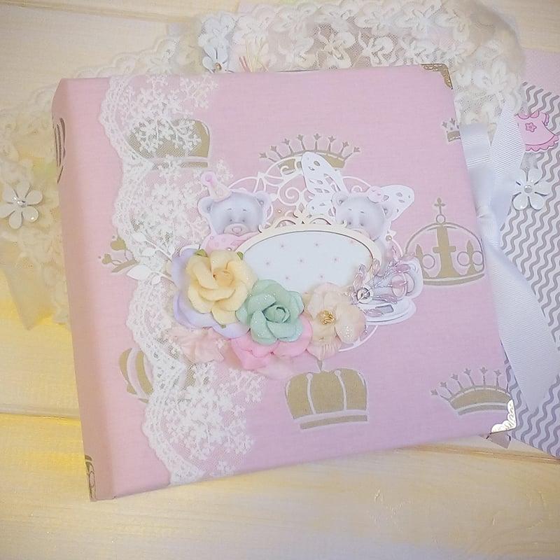 Фотоальбом для новонароджених Моя Принцеса